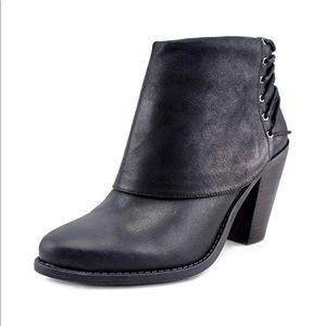 Jessica Simpson Black Bootie Size 8